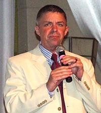 MC Paul Strachan.