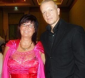 Sylvie Schaffer and Oliver Libutzki