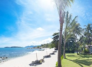 Akaryn Samui is located on Koh Samui's little-known yet stunning Hanuman Bay.