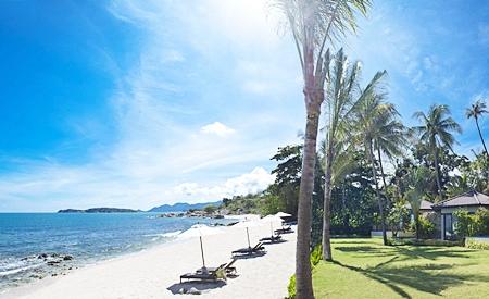Akaryn Samui is located on Koh Samui's little-known yet stunning Hanuman Bay.
