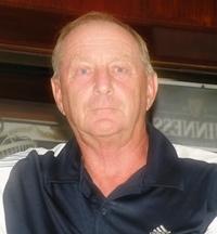 Sunday's winner Colin Davis.