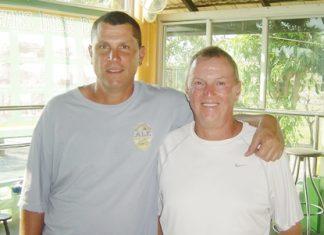 Mulligan's good ol' boys – Jim & Bob.