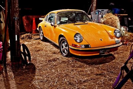 Original 1971 Porsche 911 S.