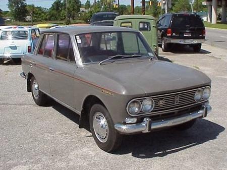 1967 Datsun Bluebird.