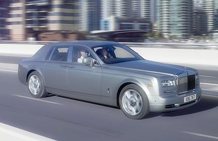 Rolls-Royce Phantom II.