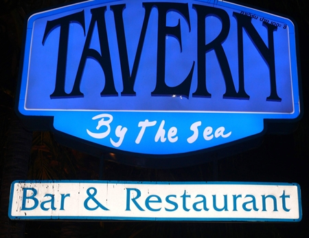 Tavern by the Sea.