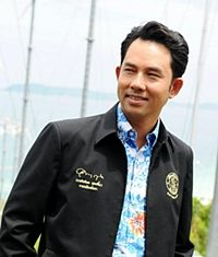 Mayor Itthiphol Kunplome has announced his intention to run for re-election in May.