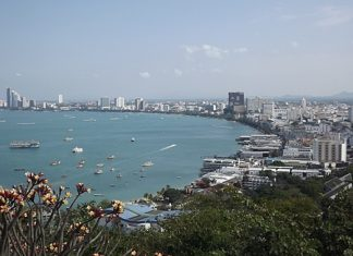 Pattaya City is experiencing accelerated growth and development.