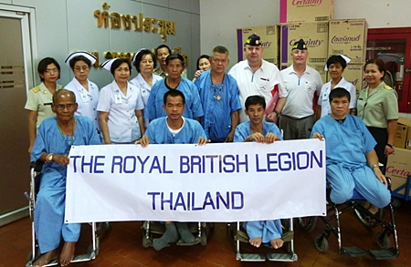 Thai Veterans Hospital.