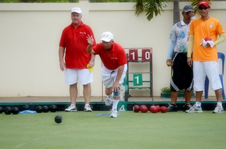 Top bowlers from around Thailand took part in the 2-day event.
