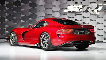 Viper - a man's car.