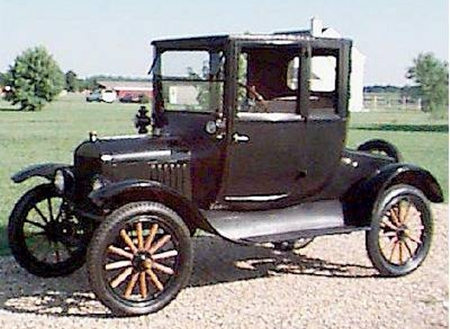 Hupmobile Doctor's coupe.