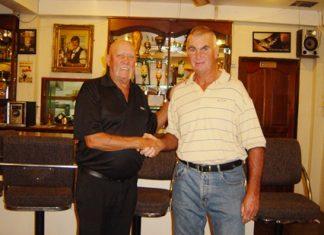 Terry Phur & Jeff Wylie.