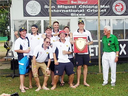Yarrambat: Shield Winners 2012.