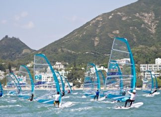 The NeilPryde Racing Series, racing the one-design ISAF RS:One Class, take to the waters in Pattaya to join the Top of the Gulf Regatta this year.