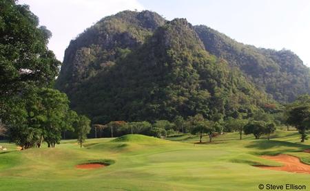 Khao Yai Golf Club.