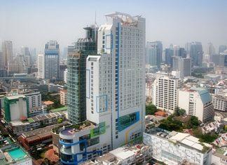 Aloft Bangkok.