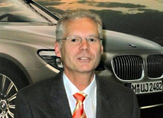 Peter Wolf, MD BMW Manufacturing Thailand.