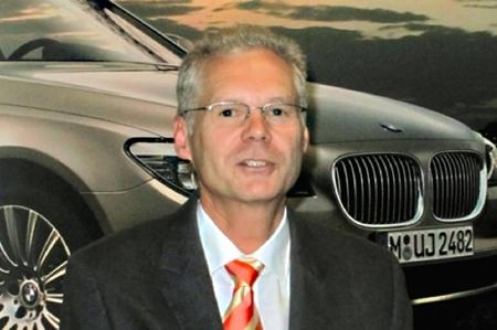 Peter Wolf, MD BMW Manufacturing Thailand.