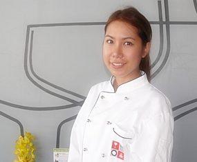 Head Chef Paveena.