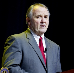 President Nominee Ron D. Burton
