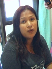 Malee Jindawong said she was not surprised to have been caught after drugging the 3 men.