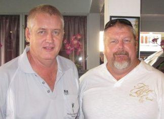 John Armstrong & Rob Richardson.