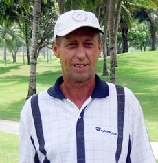 Geoff Parker enjoyed a successful return to Pattaya after a 2 month work break.