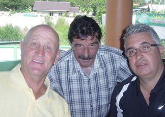 Allan, Yves & Martin.