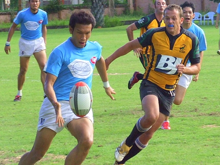 Expect some top rugby action from both the juniors and seniors this weekend at Horseshoe Point.