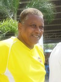 Elfrado 'Slasher' Roberts, whose memory lives on at Pattaya Cricket Club.