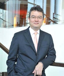 Thirayuth Chirathivat has been appointed CEO of Centara Hotels & Resorts.