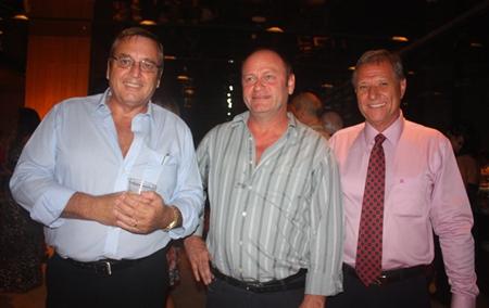 Ib Ottesen, Jack Larsen and Kurt Pepersen.