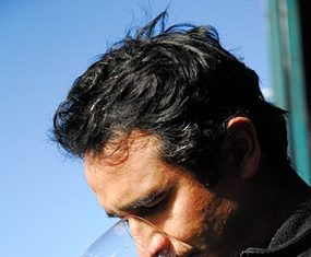 Claudio Gonçalves, Winemaker at Bodegas y Viñedos De Aguirre