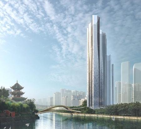 Mandarin Oriental, Chengdu.