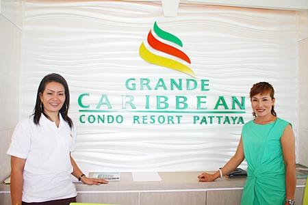 Full steam ahead for Grande Caribbean Condo Resort Pattaya.