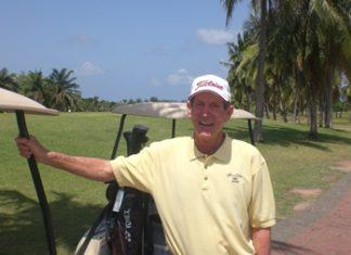Ian Smith winner at Crystal Bay.