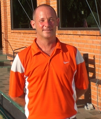 Jim Cleaver - winner at Century Chonburi