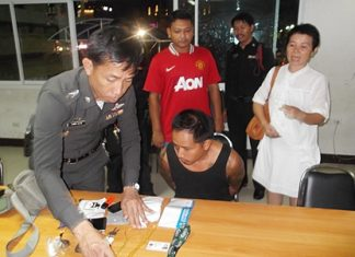 """Police have arrested """"Eddie"""" Anuchat Bupasiri for gold theft."""