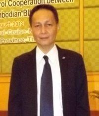 ONCB Deputy Secretary Sukhum Opasniputh led the meeting.