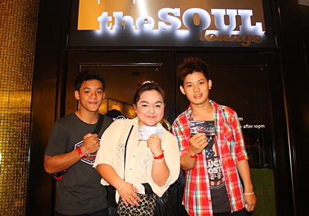Room 39 fans can hardly wait to make it inside Hard Rock Pattaya to see their favorite artists.