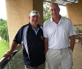 Max Bracegirdle & Neil Skilton.