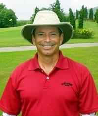 Richard Moore - winner at Green Valley.