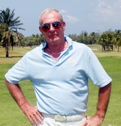 Fergus Brennan - winner at Greenwood.
