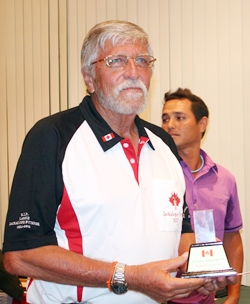 Division 2 winner John Helm.