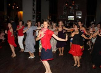 Experience the Latin beat at Havana Bar on Sept. 29.