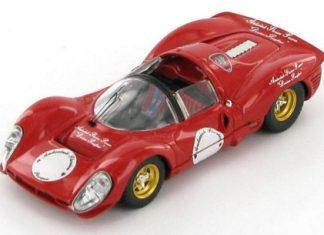 Ferrari P4 Spyder.