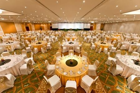 Napalai Ballroom at the Dusit Thani Pattaya.
