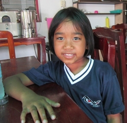 Khun New - just one of 68 children.