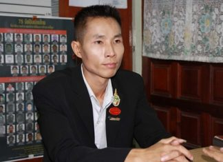 Nattatapong Khongpreecha has been charged with both fraud and impersonating a Navy officer.